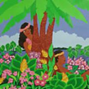 Island Love Art Print