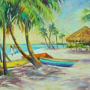 Island Memories Art Print