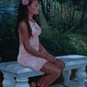 Island Princess Art Print