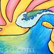 Island Summer Art Print