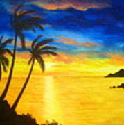 Island  Viewing Art Print
