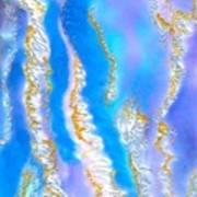 Islands In My Heart Art Print