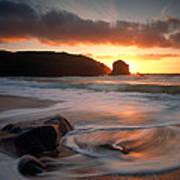 Isle Of Lewis Outer Hebrides Scotland Art Print