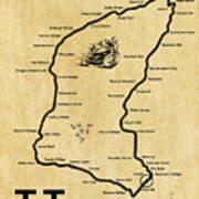 Isle Of Man Tt Art Print