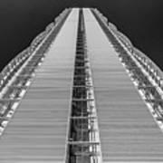 Isozaki Tower - Allianz Art Print