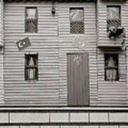 Istanbul House Art Print