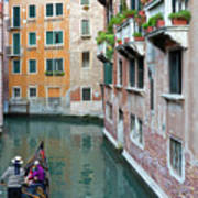 It Must Be Venice Art Print
