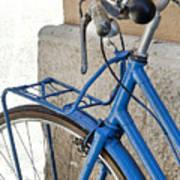 Italian Bike Art Print