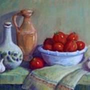 Italian Still Life Art Print