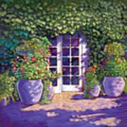 Italian Villa Art Print