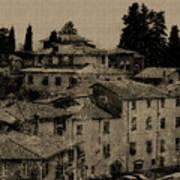 Italian Villas Art Print