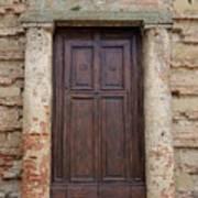 Italy - Door Nineteen Art Print