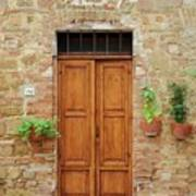 Italy - Door Six Art Print