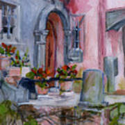 Italy003 Somewhere In Sicily Art Print
