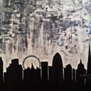 It's A London Thing Art Print