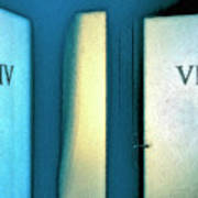 Iv Or Vi Art Print