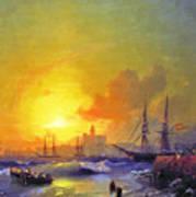 Ivan Constantinovich Aivazovsky  Art Print
