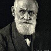 Ivan Pavlov, Russian Physiologist Art Print