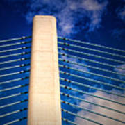 Ivory Tower At Indian River Inlet Art Print