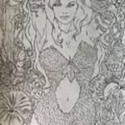 Ivy's Playground Art Print
