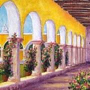 Izamal Arches Art Print