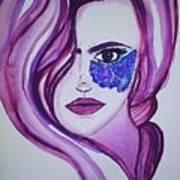 J Art Print
