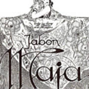 Jabon Art Print