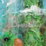Jack And The Beanstalk Art Print by Jennifer Kelly