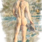 Jack B. 3--2 Art Print