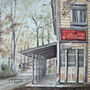 Jackson Springs Art Print