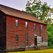 Jackson's Mill #3 Art Print
