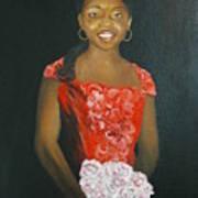 Jaclyn Art Print