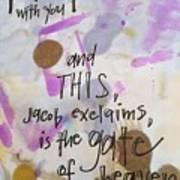 Jacob's Proclamation Art Print