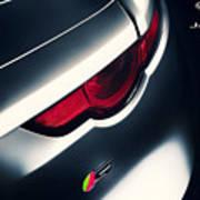 Jaguar F Type S Art Print