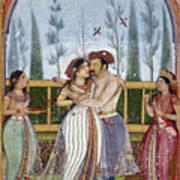 Jahangir (1569-1627) Art Print