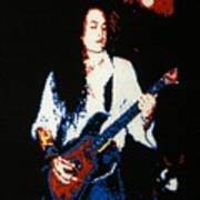 Jake E. Lee Art Print