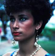 Jamaica Beauty Art Print
