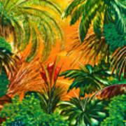 jamaica III Art Print