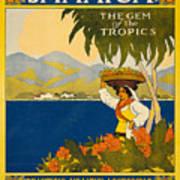 Jamaica Art Print