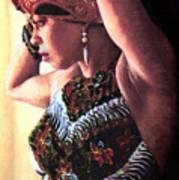 Jamaican Woman Art Print