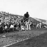 James Jesse Owens Art Print