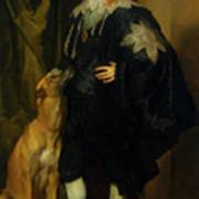 James Stuart - Duke Of Richmond And Lennox                       Art Print