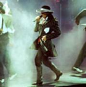 Janet Jackson 90-2379 Art Print