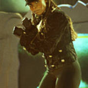 Janet Jackson 94-3022 Art Print