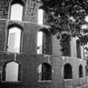 Jantar Mantar - Monochrome Art Print