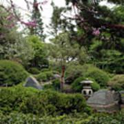 Japanese Garden IIi Art Print