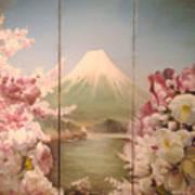 Japanese Spring Art Print
