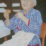 Japanese Sweet Lover Art Print