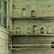 Jars Art Print
