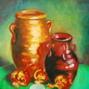 Jars Art Print by Matthew Doronila